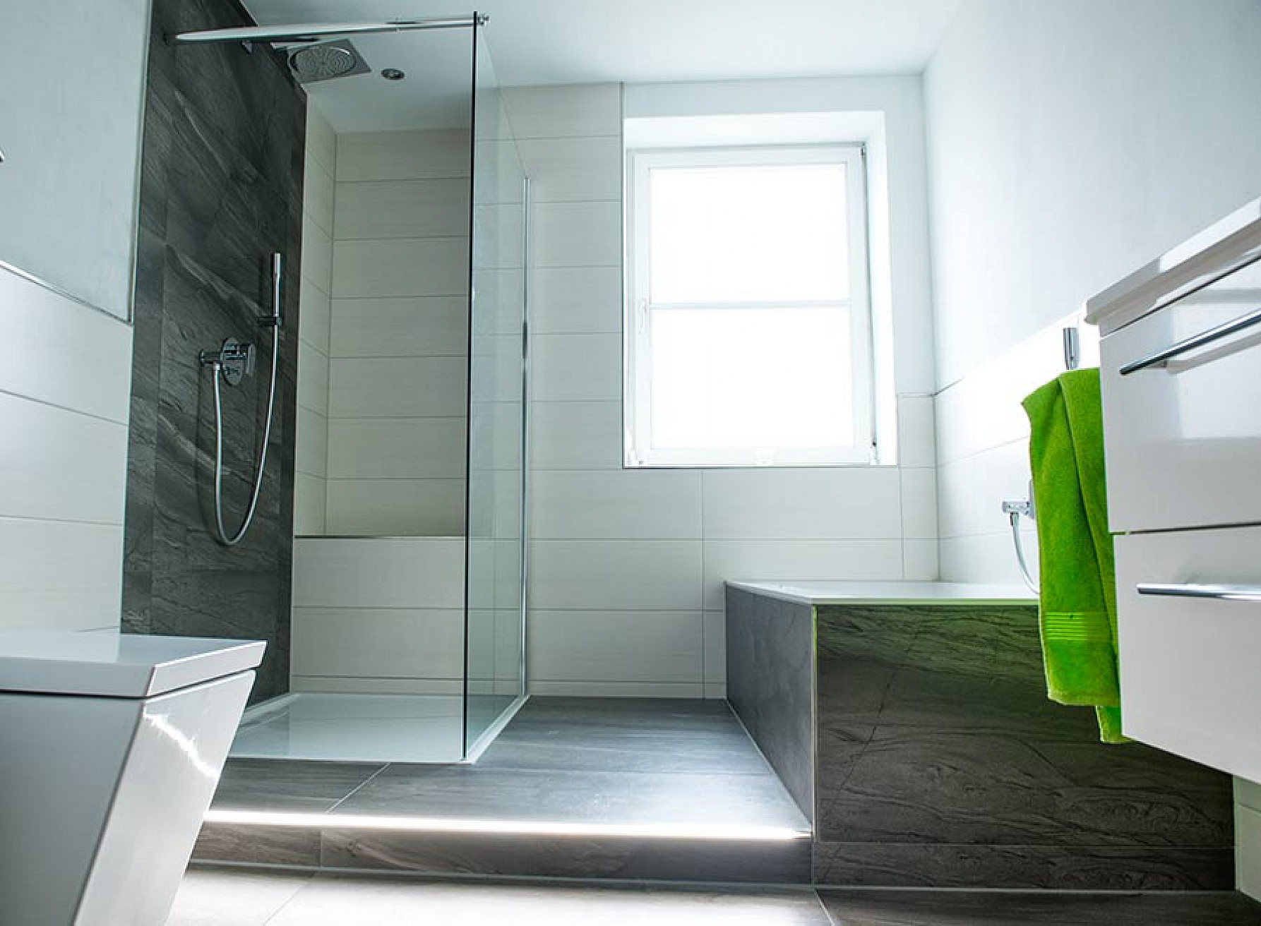 Fliesen im Badezimmer | Fliesen Gruber
